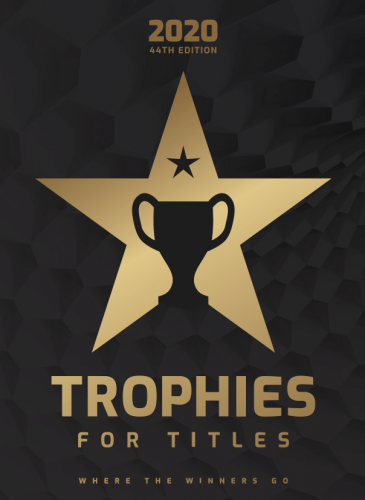 Trophies for titles 2021